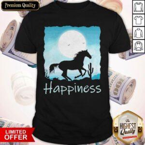 Horse Moon Happiness Shirt