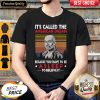 It's Called The American Dream Because You Have To Be Asleep To Believe It Vintage Shirt