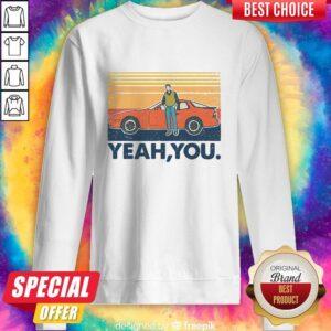 Jake Ryan Yeah You Vintage Sweatshirt