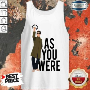 Liam Gallagher Say As You Were Tank Top
