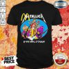 McDonald's Metallica Happy Meal Of Sorrow Shirt