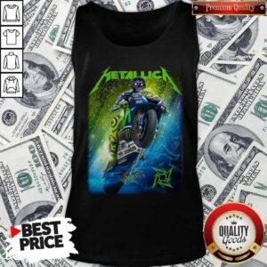 Metallica Valentino Rossi Signature Tank Top