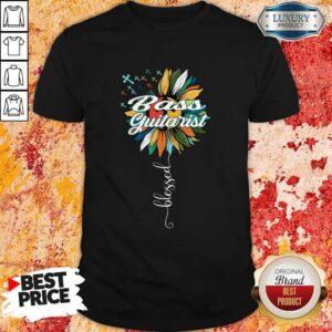 Official Bless Bass Guitarist Shirt