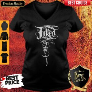 Official Inked V-neck