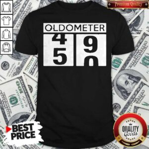 Official Oldometer 45 90 Shirt