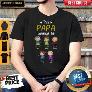 Personalized Papa Doodle FD Shirt