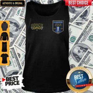Space Dad A New Era In Space Flight 2020 Tank Top