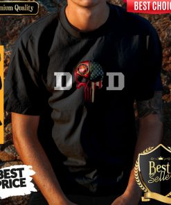 Top United States Marine Corps Dad Shirt