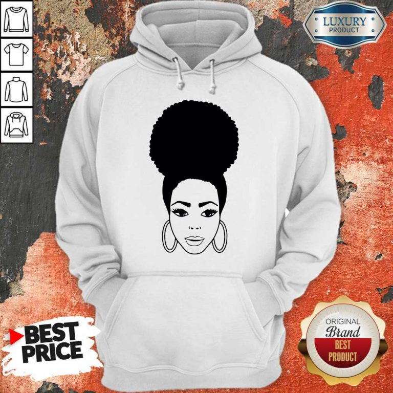 African American Woman Collection Hoodie