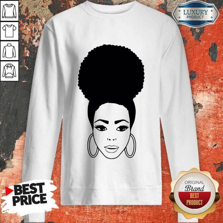 African American Woman Collection Sweatshirt