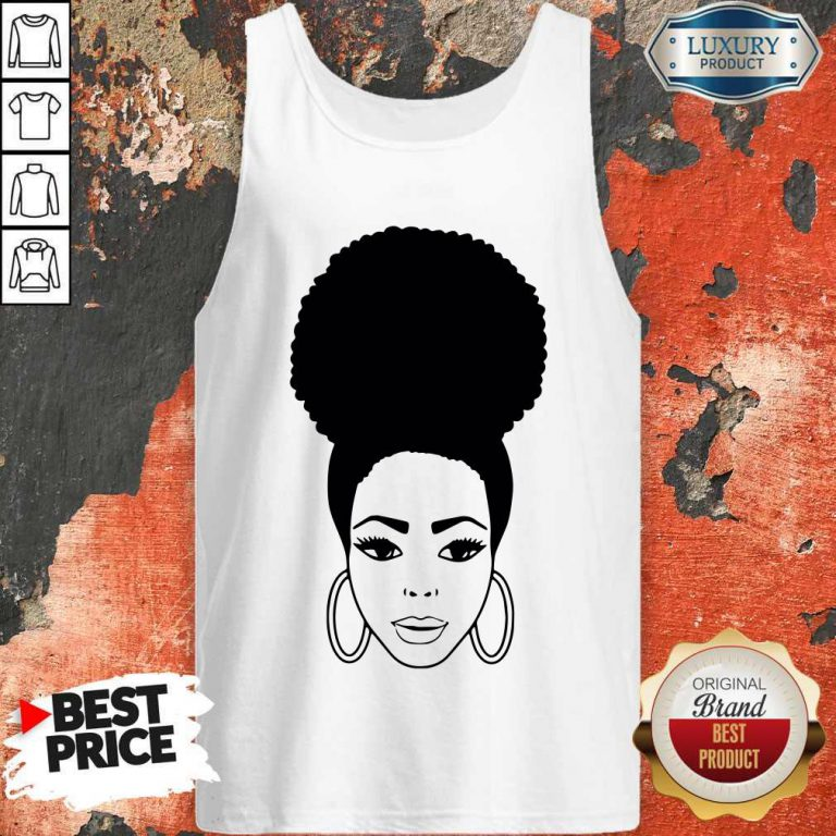 African American Woman Collection Tank Top