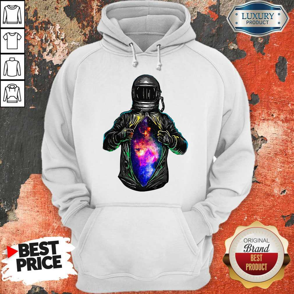 Awesome Cosmic Body Hoodie