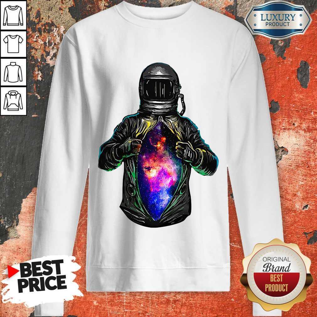 Awesome Cosmic Body Sweatshirt