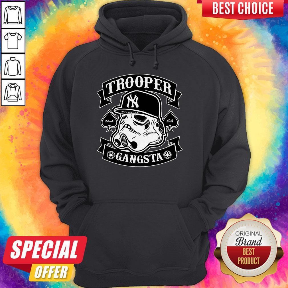 Beautiful Star War New York Trooper Gangsta Hoodie