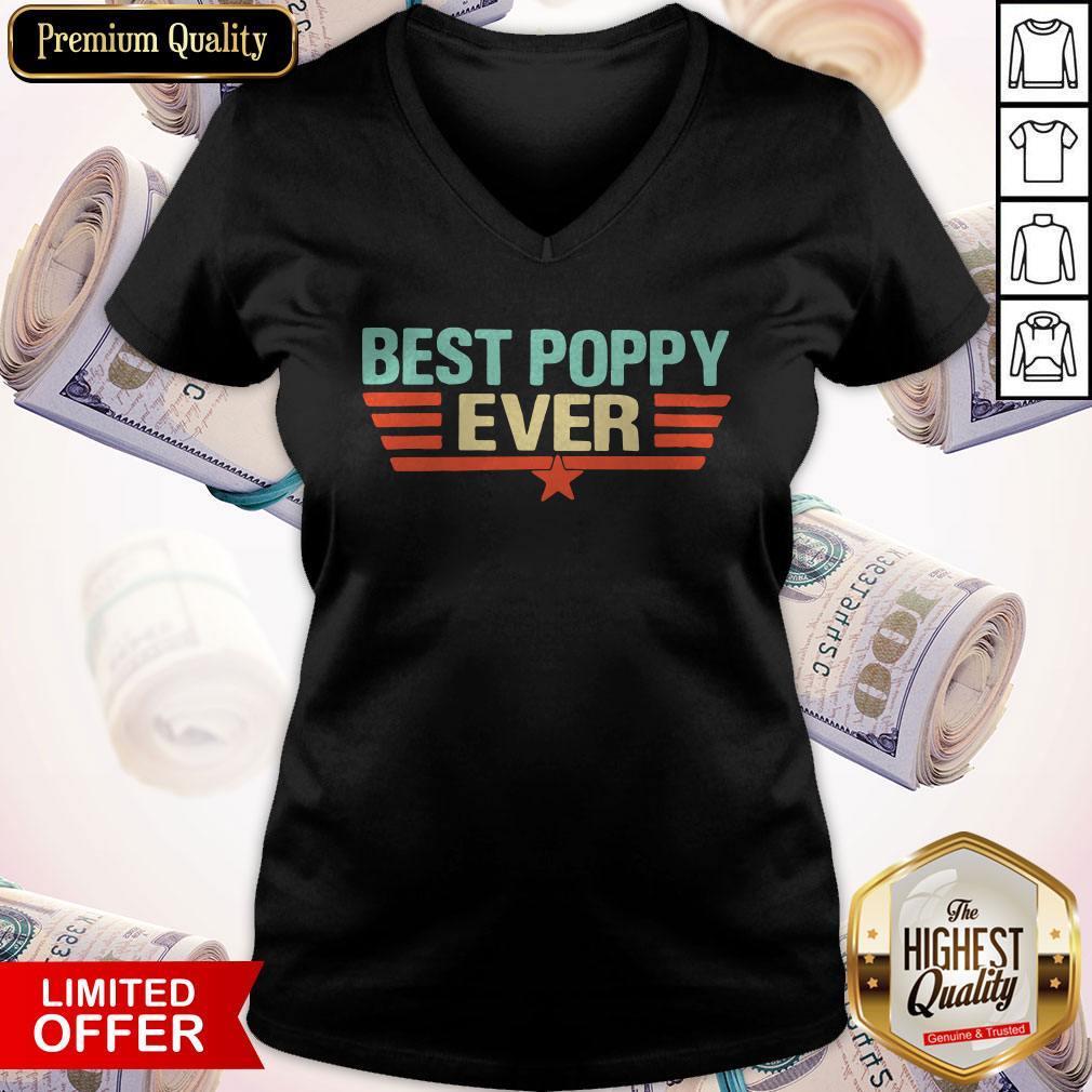 Best Poppy Ever 2020 Vintage Tank Top