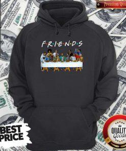 Friends Last Supper Snoop Dogg Hoodie