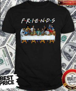 Friends Last Supper Snoop Dogg Shirt