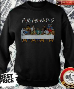 Friends Last Supper Snoop Dogg Sweatshirt