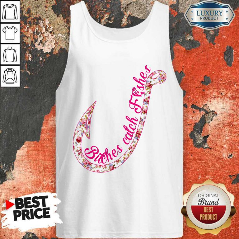 Good Bitches Catch Fishes Tank Top