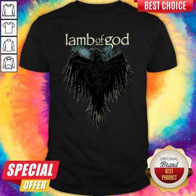 Official Beautiful Lamb Of God Shirt