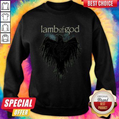 Official Beautiful Lamb Of God Sweatshirt