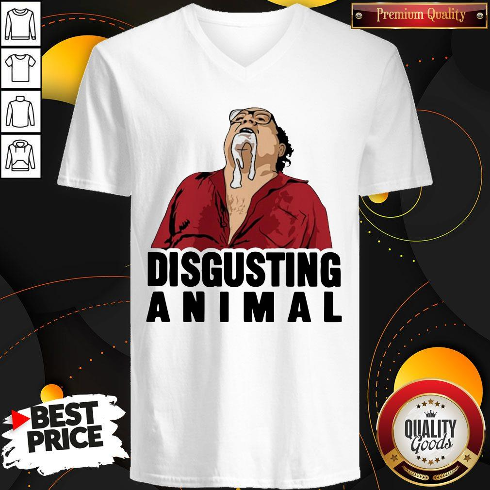 Official Disgusting Animal Tank Top