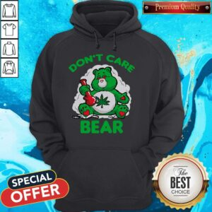 Official Don't Care Bear Hoodie
