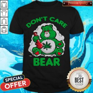 Official Don't Care Bear Shirt