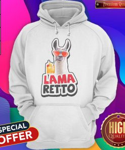 Official Lama Retto Hoodie