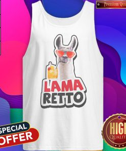 Official Lama Retto Tank Top