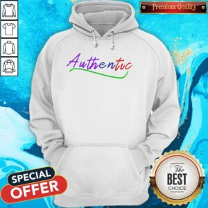 Official LGBT Authentic Hoodie
