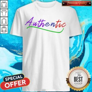 Official LGBT Authentic Shirt