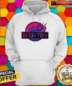 Official LGBT Biceratops Hoodie