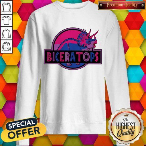 Official LGBT Biceratops Sweatshirt