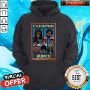 Official The Chappelle Bunch Hoodie