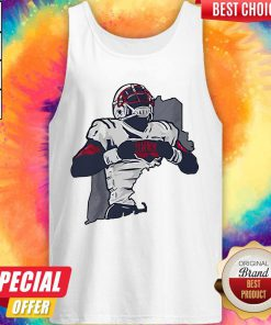 Official Touchdown New England Tank Top
