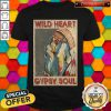 Official Wild Heart Gypsy Soul Shirt