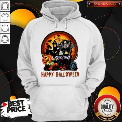 Perfect Trick Or Treat Happy Halloween Hoodie