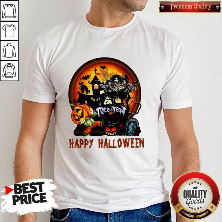 Perfect Trick Or Treat Happy Halloween Shirt