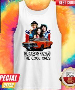The Dukes Of Hazzard The Cool Ones Tank Top