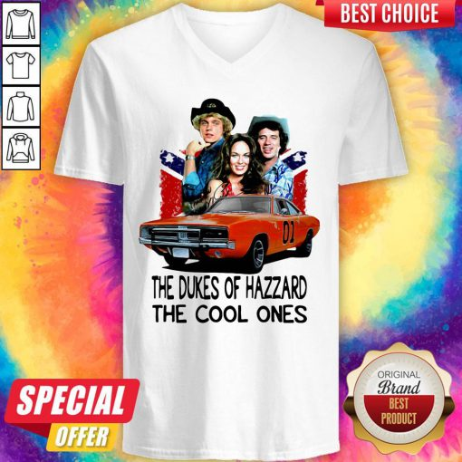 The Dukes Of Hazzard The Cool Ones V-neck