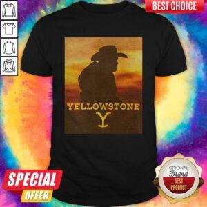 Yellowstone 1936 Movie Sunset Shirt