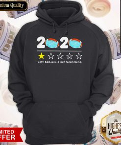Cute 2020 Very Bad Would Not Recommend Football Mask Hoodie