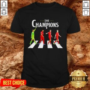 Funny FC Bayern Munich The Champions Shirt