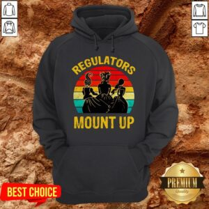 Happy Hocus Pocus Regulators Mount Up Hoodie