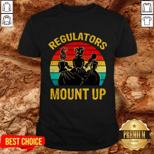 Happy Hocus Pocus Regulators Mount Up Shirt