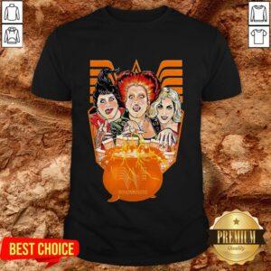 Happy Hocus Pocus Whataburger Shirt