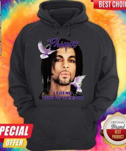Happy Prince Legend Thanks For The Memories Signature Hoodie