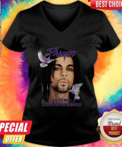 Happy Prince Legend Thanks For The Memories Signature V-neck