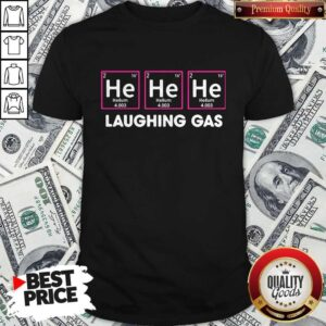 Official Laughing Gas Helium Shirt